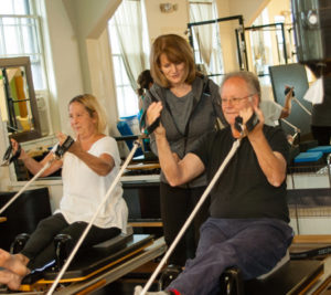 Group Reformer Pilates